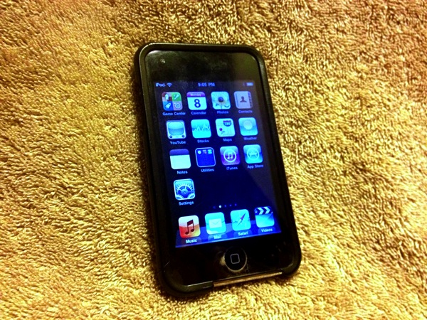 iPod Touch For sale (2nd Generation)